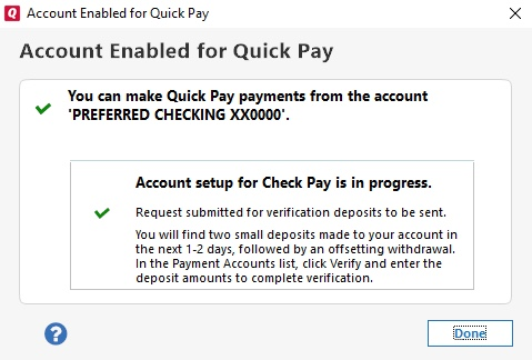 How to move from Quicken Bill Pay to Quicken Bill Manager