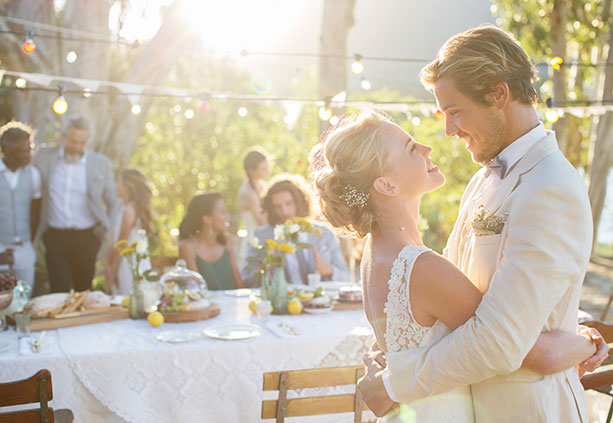 How Much Money Do You Need to Save to Pay for a Wedding