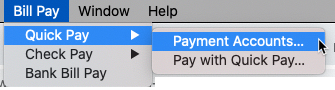 Quicken Bill Manager: How many payments can I make each month?