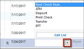 Configuring Check Numbers