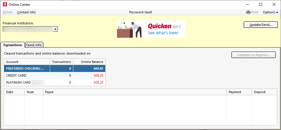 What are the differences between Quicken Bill Manager and Quicken Bill Pay?