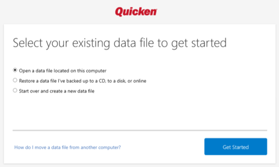 How do I download Quicken from Quicken.com to install or reinstall it?