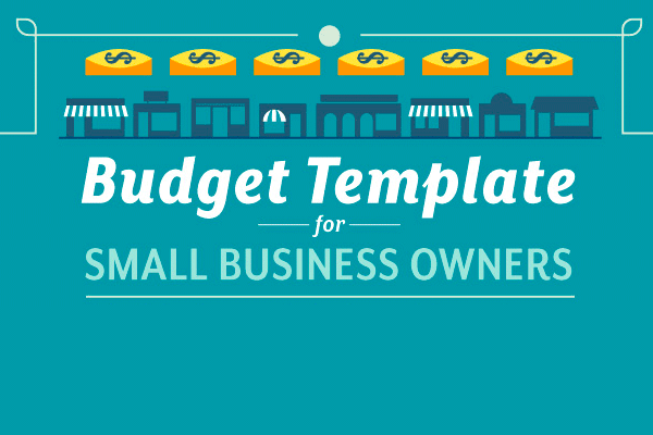 Quicken Small Business Budget Template