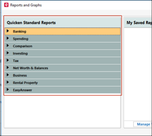 Creating Reports and Graphs