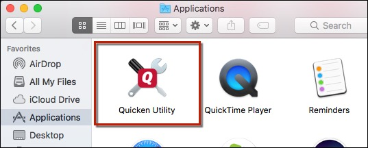 Use Screenshare with Quicken Support