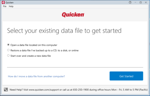 Using QcleanUI to resolve issues installing or uninstalling Quicken