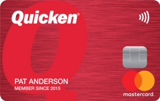 Quicken World Mastercard