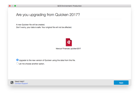 When will you be releasing a version of quicken for mac 2018 reviews