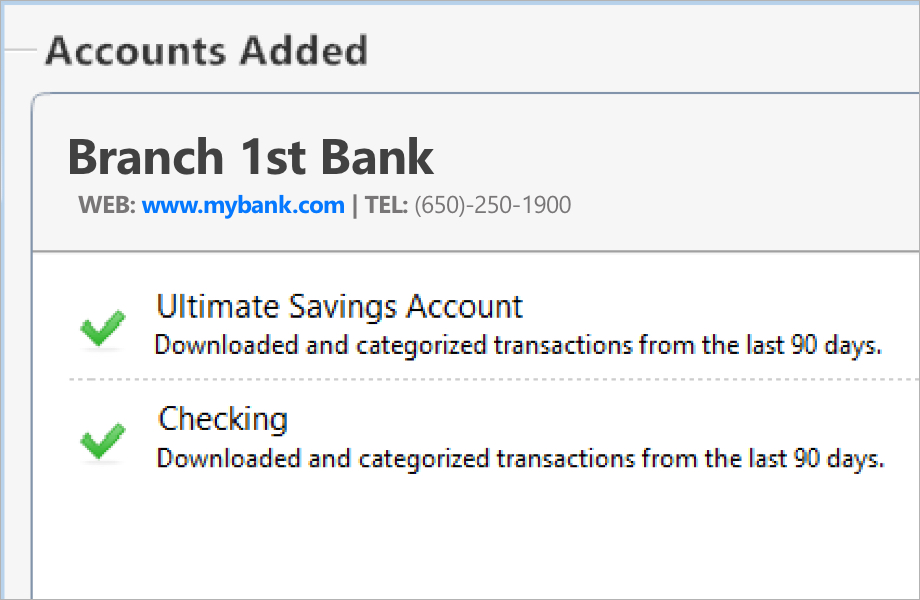 Import Your Bank Transactions Safely in Quicken