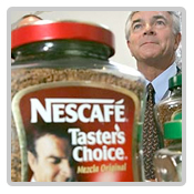 6.	Russell Christoff wins $15.6 million from Nestle for Taster's Choice photo shoot