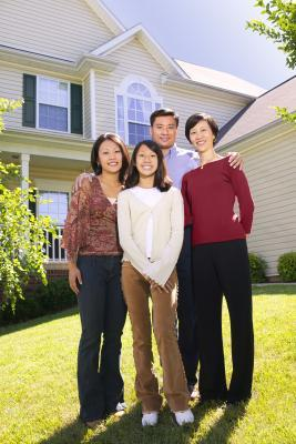 Don't let dreams of your new home overshadow real-world financial concerns.
