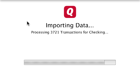 Converting Your Data (Quicken for Mac)