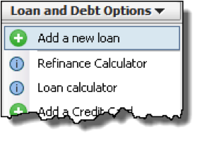 Loan and debt