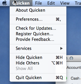 Resolving Quicken Mac and Mobile Sync issues