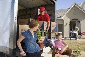 The costs of moving your family may be tax-deductible.