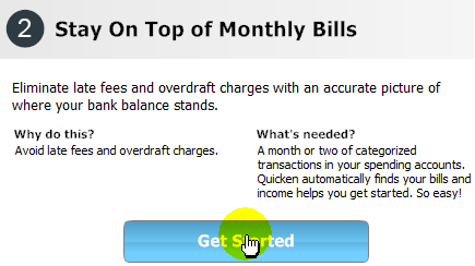 Stay On Top of Monthly Bills and Cash Flow Basics in Quicken