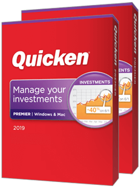 Quicken Premier with Backup disc (2-year)
