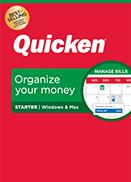 Quicken Starter (one year membership)