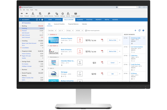 What's New in Quicken 2018